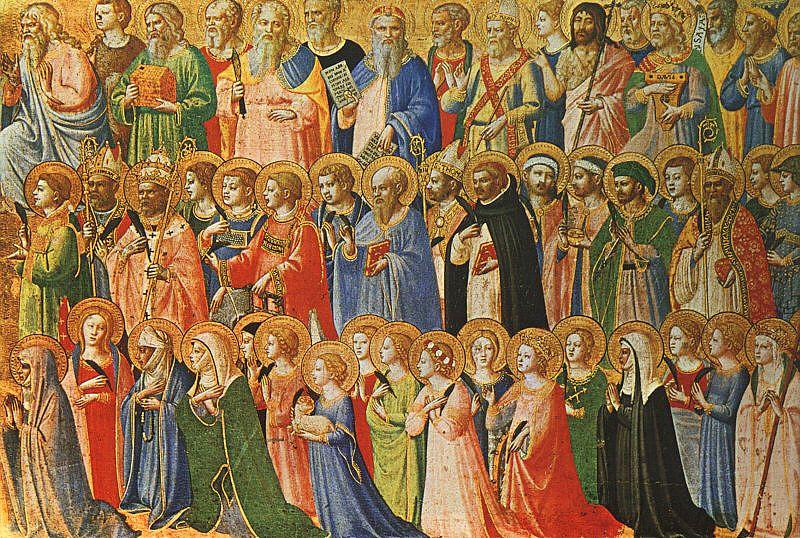Raspored svetih misa na svetkovinu Svih svetih i Dušni dan